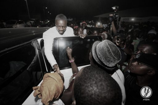 AKON'S HEART LIGHTS GAMBIA, LIGHTS AFRICA